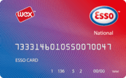 Esso Single Network Fuel Card