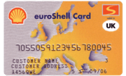 euroShell CRT Fuel Card